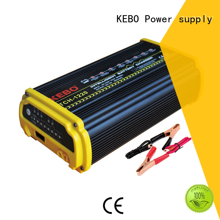 smart battery charger intelligent for indoor KEBO