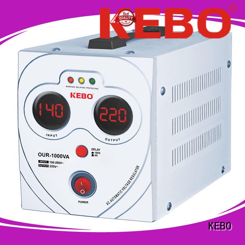 KEBO professional digital voltage regulator series for indoor