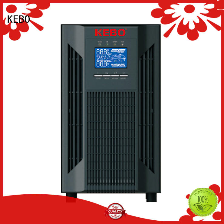 KEBO phase true online ups series for industry