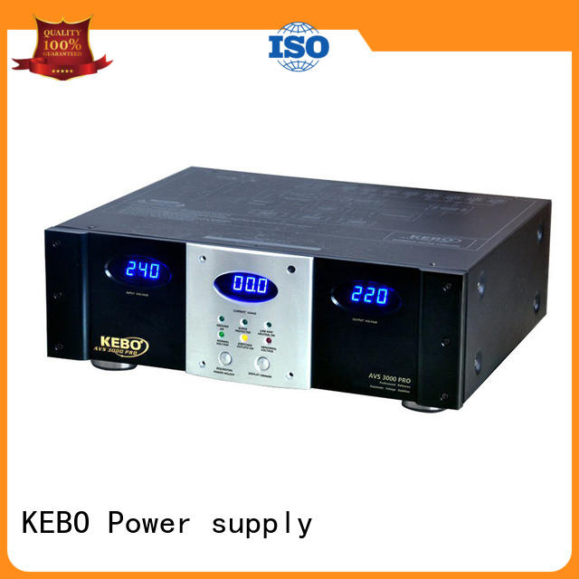 KEBO 80260v electric stabilizer series for indoor