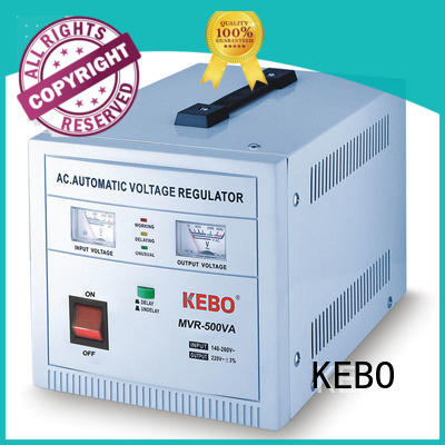 KEBO professional servo controlled stabilizer series for indoor