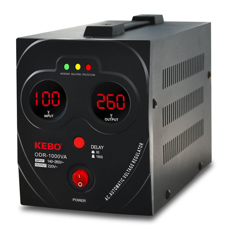 KEBO -Manufacturer Of Ac Stabilizer Kebo Factory Supply Avr Metal Case Odr