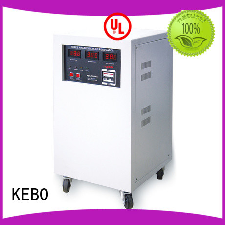 KEBO 3phase three phase stabilizer series for industry