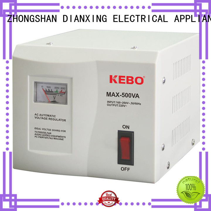 KEBO relay automatic voltage regulator for refrigerator supplier for compressors