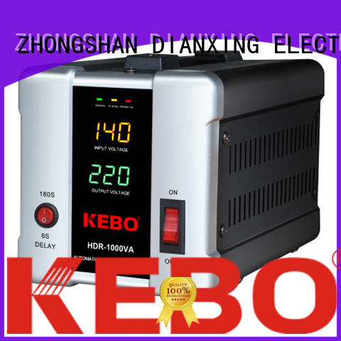 KEBO power voltage stabiliser series for industry