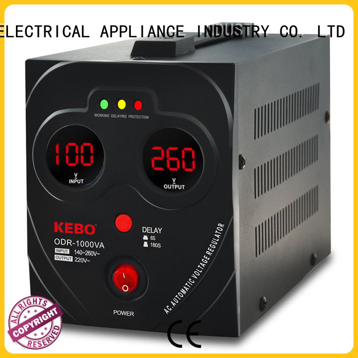 safety voltage stabilizer comfortable customized