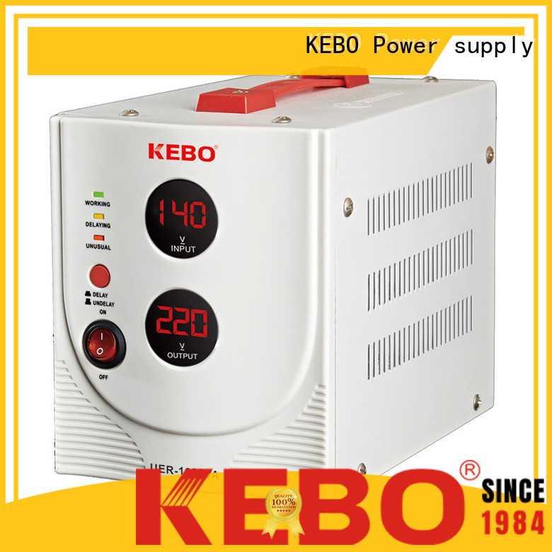 KEBO 80260v types of automatic voltage regulator wholesale for industry