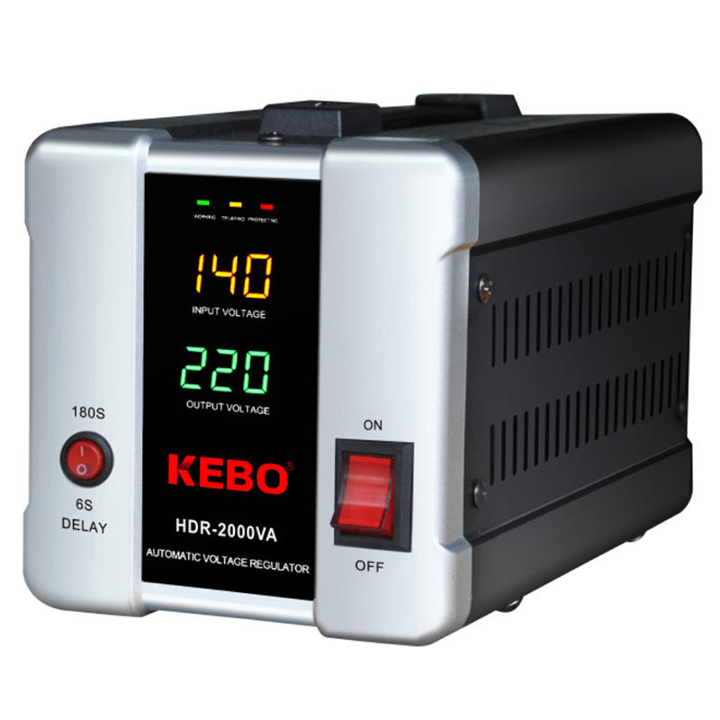 KEBO -Avr Regulator New Desktop Voltage Regulator Hur From 05kva-5kva-1