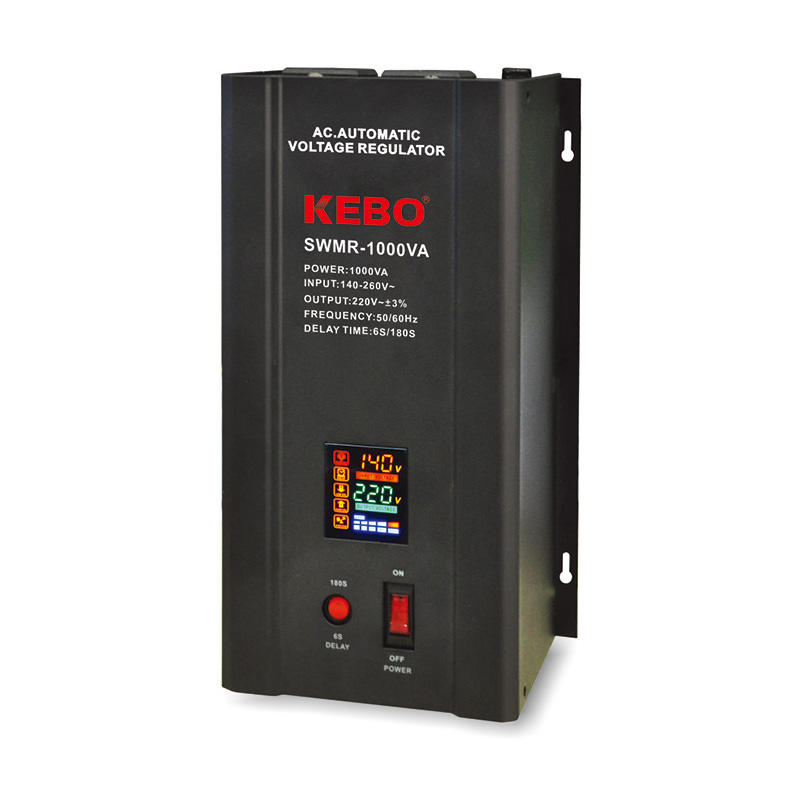 KEBO -Ultra Slim Factory Supply Wallmount Servo Stabilizer | Kebo