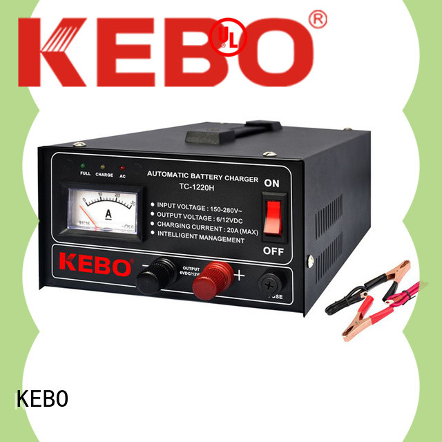automatic battery charger price for indoor KEBO