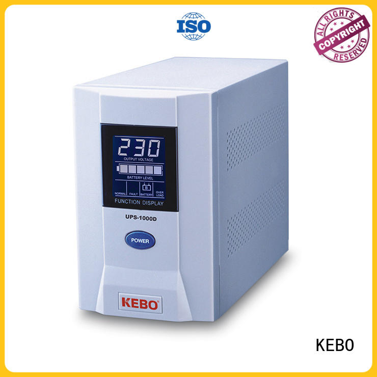 KEBO professional ups for home customized for different countries use