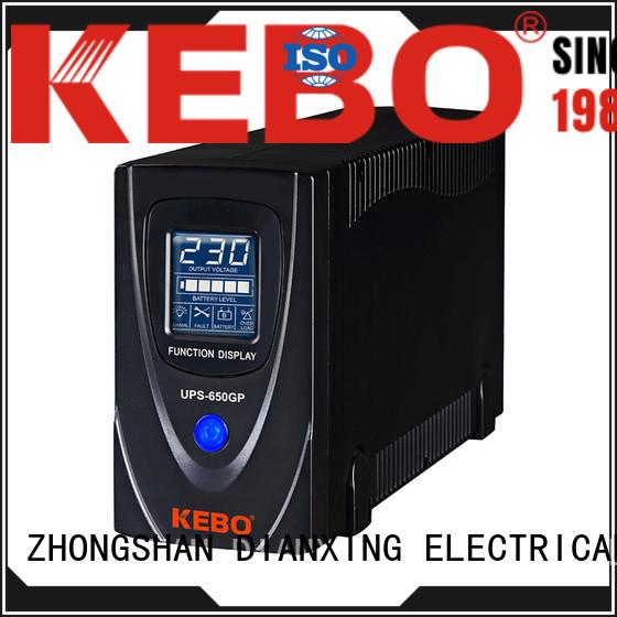 Hot sine power backup leadacid socket KEBO Brand