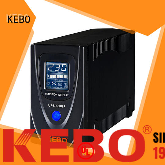 Quality KEBO Brand line interactive ups single backup