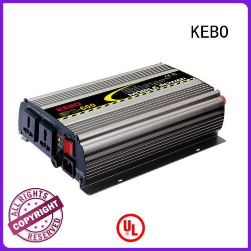 KEBO Latest 12 volt dc to 220 volt ac power inverter wholesale for business