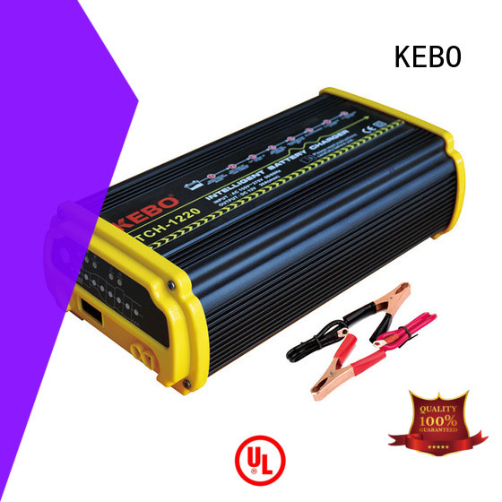 KEBO high frequency smart battery charger customized for industry