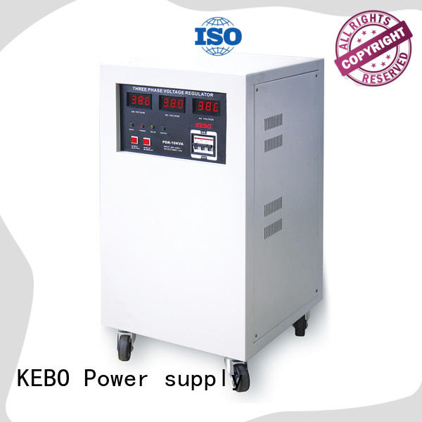 KEBO durable 3 phase variac manufacturer for industry