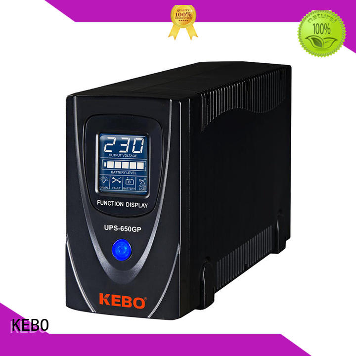 KEBO Brand supplies bypass power backup eseries factory
