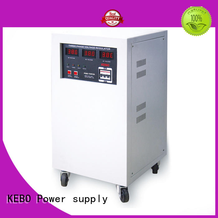KEBO pscr three phase stabilizer wholesale for industry