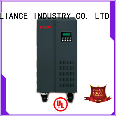 series builtin battery phase online ups KEBO