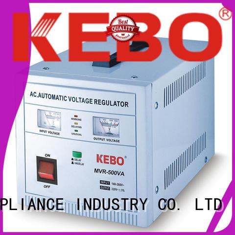 KEBO safety servo stabilizer manufacturer for indoor
