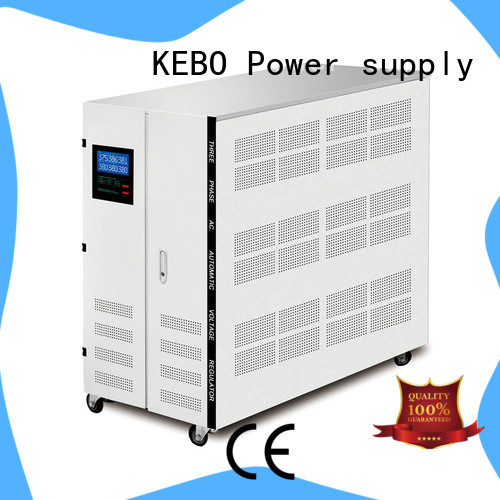 KEBO 3phase automatic voltage stabilizer for home use series for indoor