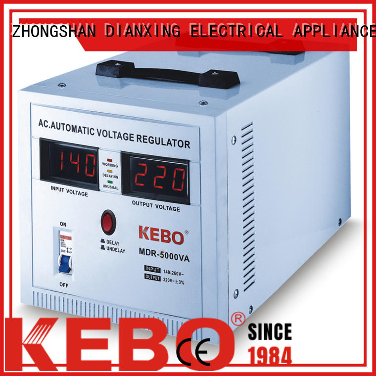 servo voltage stabilizer idr for industry KEBO