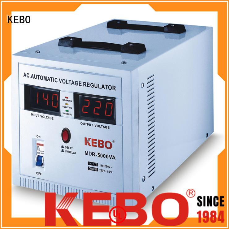 KEBO servo servo motor stabilizer wholesale for indoor