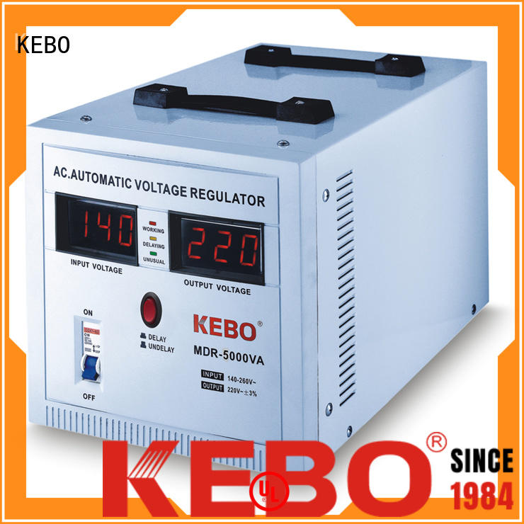 KEBO servo servo motor stabilizer wholesale for indoor