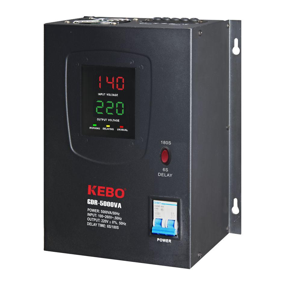 solution electric stabilizer tdr for compressors KEBO-3