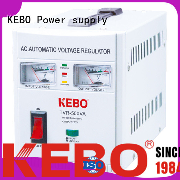 KEBO online automatic voltage stabilizer for home use supplier for compressors