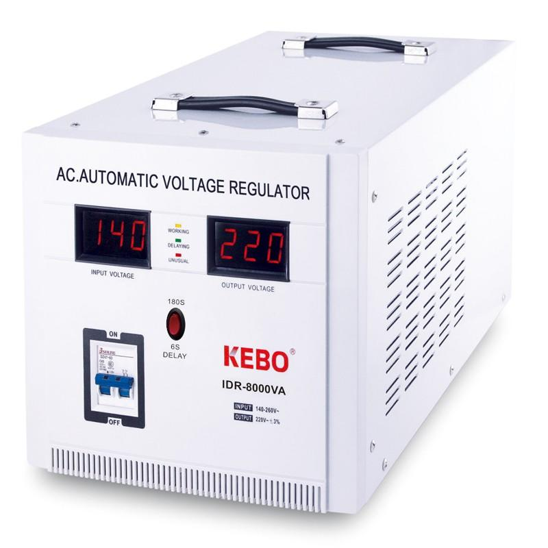 KEBO -Manufacturer Of Servo Stabilizer Large Power Single Phase Servo Motor Type