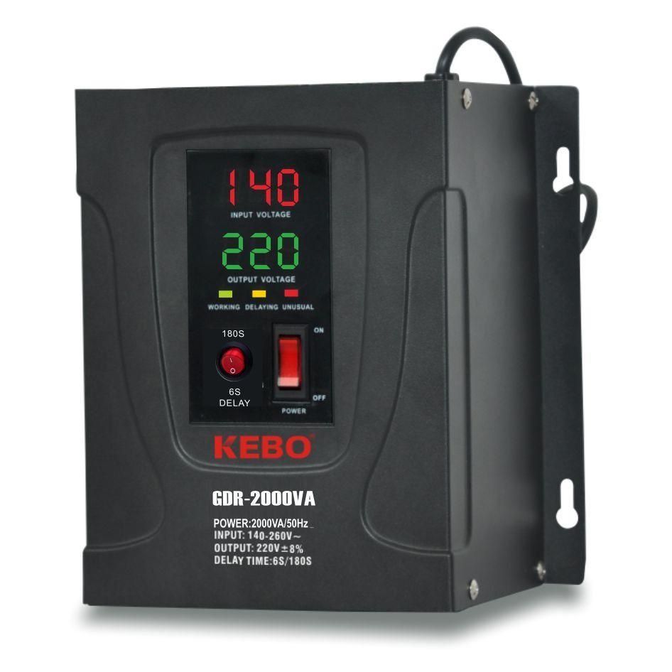 solution electric stabilizer tdr for compressors KEBO-2