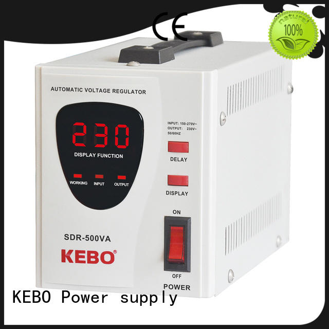 KEBO cr500va1000va what is the use of avr manufacturer for compressors