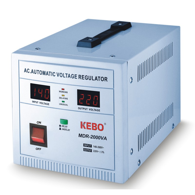 KEBO -Servo Motor Stabilizer Servo Type Automatic Voltage Stabilizer-3