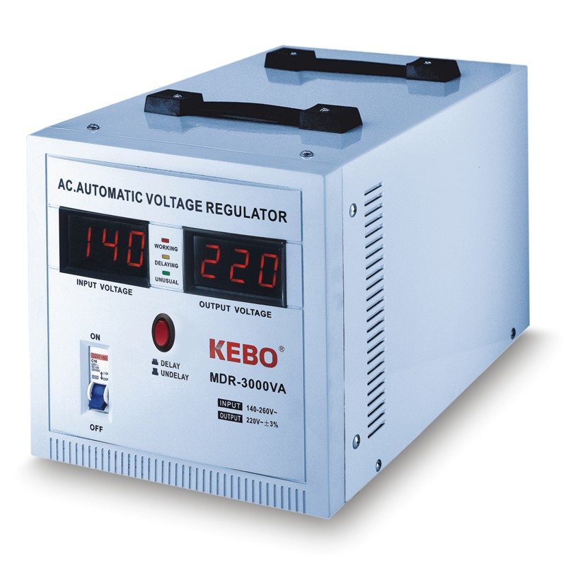 KEBO -Servo Motor Stabilizer Servo Type Automatic Voltage Stabilizer-4