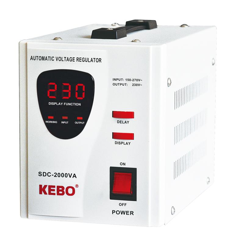 KEBO transformer servo motor stabilizer manufacturer for laboratory-Uninterruptible Power Supplies- -1