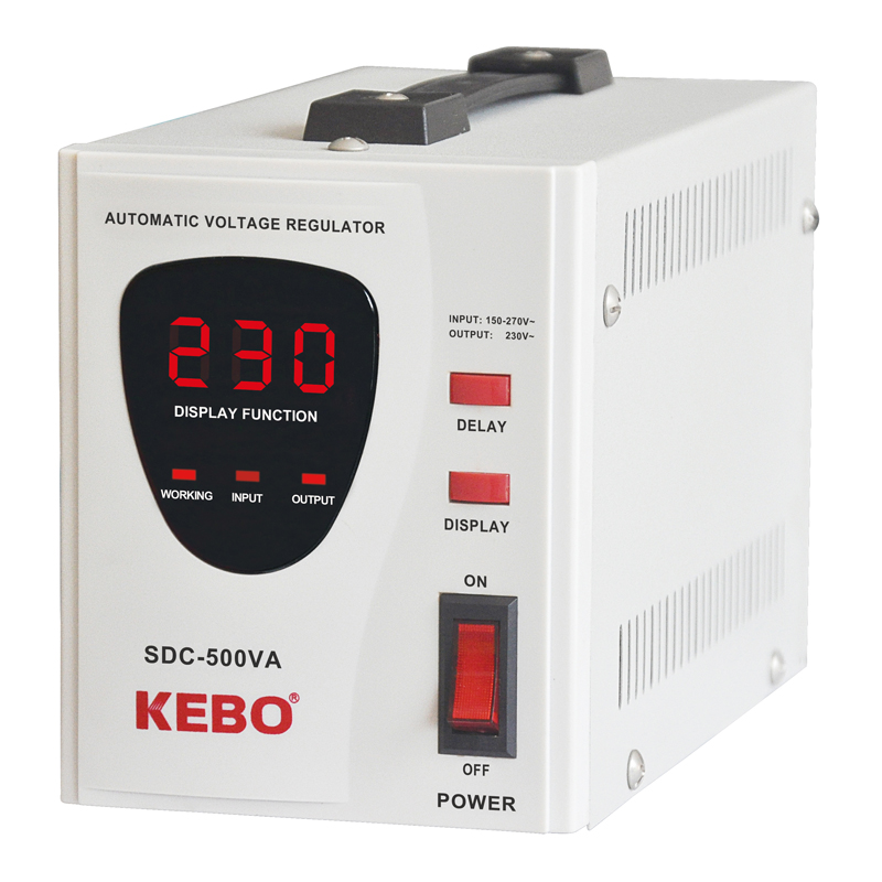KEBO -Servo Voltage Regulator | High Efficient Ac Automatic Stabilizer