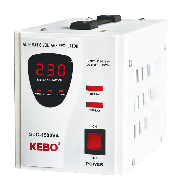 Custom display regulator servo stabilizer KEBO wall