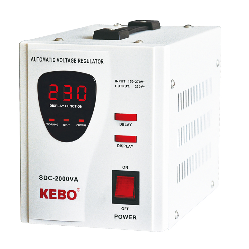 KEBO -Servo Voltage Regulator | High Efficient Ac Automatic Stabilizer-3