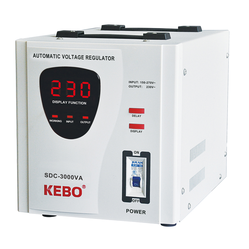 KEBO -Servo Voltage Regulator | High Efficient Ac Automatic Stabilizer-4