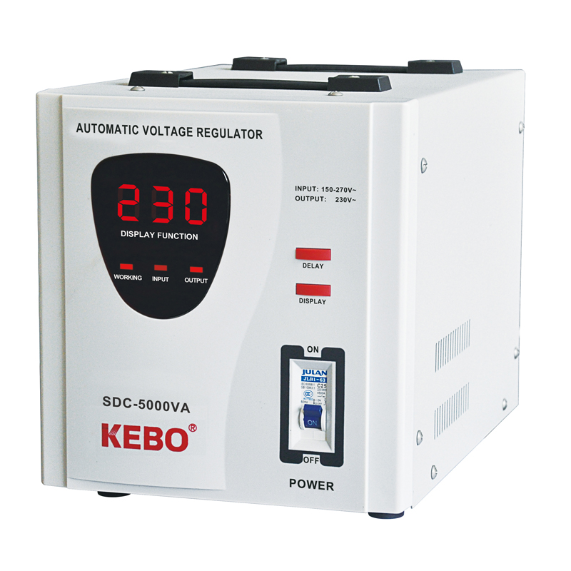 KEBO high efficient servo voltage regulator manufacturer for laboratory-6