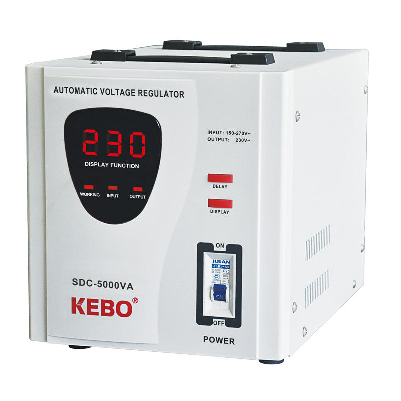 Hot servo stabilizer regulator KEBO Brand