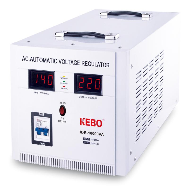 KEBO -servo motor stabilizer | Servo Motor Type AVR | KEBO-2