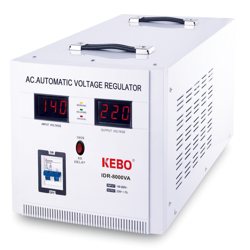 KEBO -Servo Voltage Stabilizer Digital Servo Voltage Stabilizer