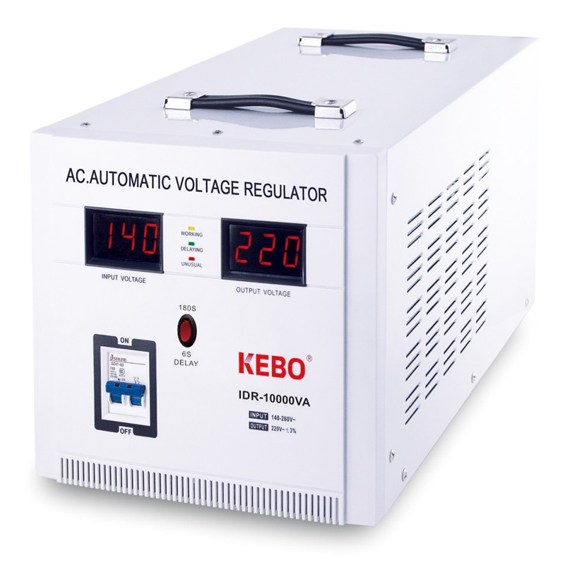 KEBO -Servo Voltage Stabilizer Digital Servo Voltage Stabilizer-1
