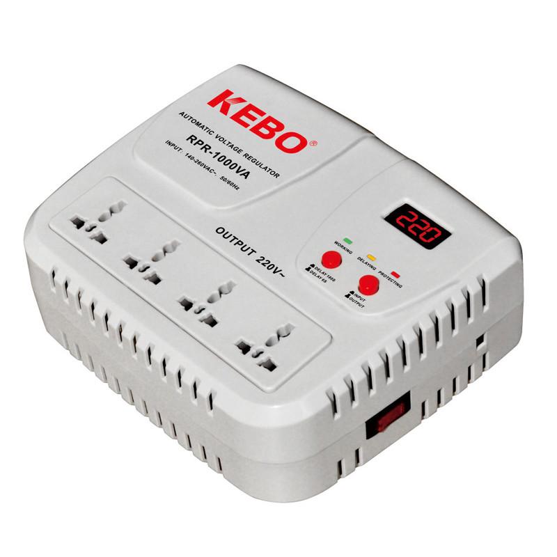 Find Ac Stabilizer Inline Voltage Regulator From Kebo ...