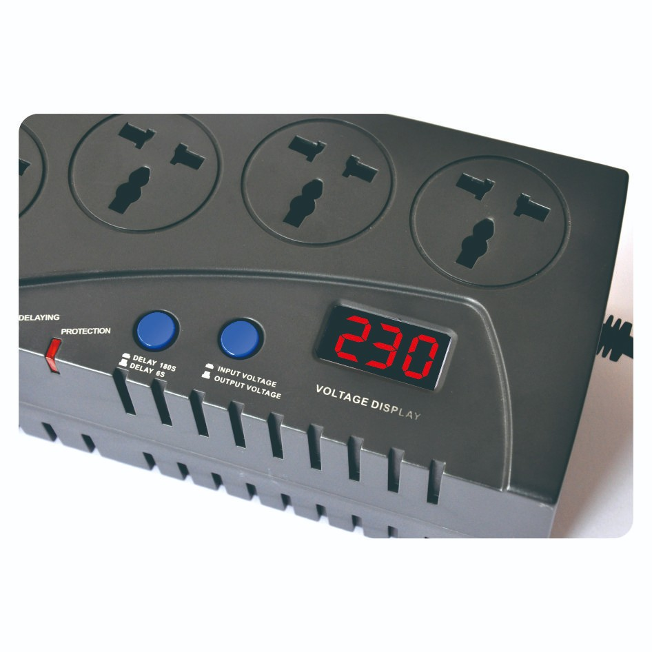 KEBO -Voltage Stabilizer | Led Display Automatic Voltage Regulator-7