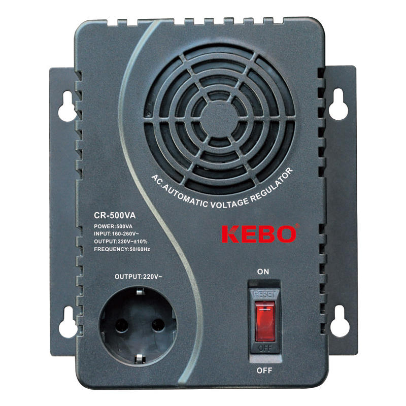 Small Power Economic Model Voltage Stabilizer CR-500VA/1000VA