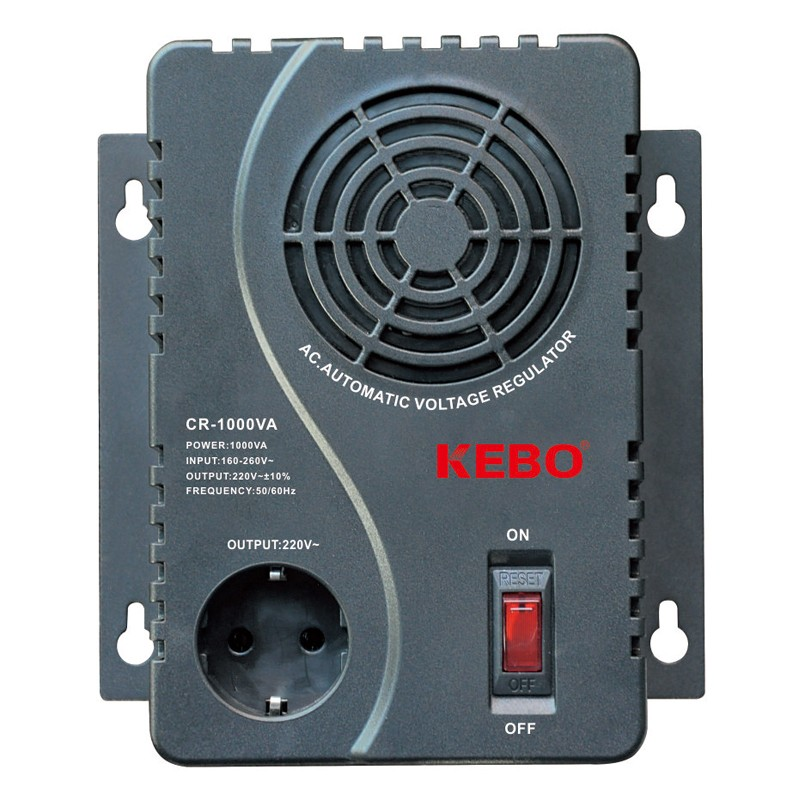 KEBO -Electric Stabilizer Ac Automatic Voltage Regulator Manufacture-2