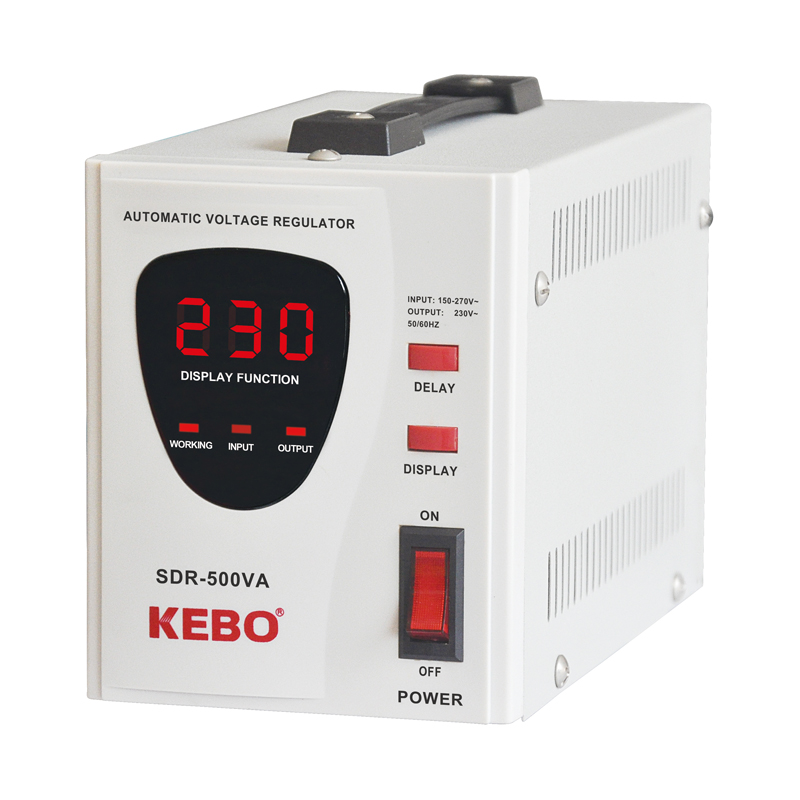 KEBO -High-quality Ac Stabilizer | Ac Automatic Voltage Regulator Sdr Series
